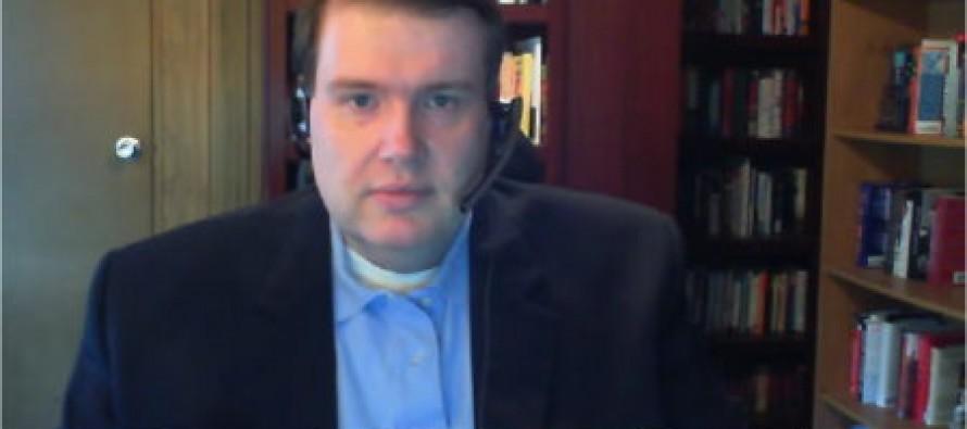 HuffPost Live Segment: 4 Liberals Vs. Me On PBS & The Budget