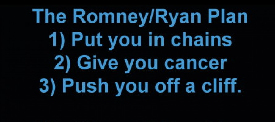 The Obama/Biden Plan Vs. The Romney/Ryan Plan (Pic)