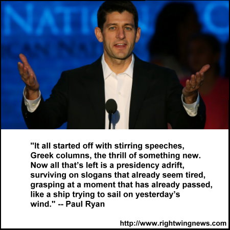 Paul Ryan 2012 RNC