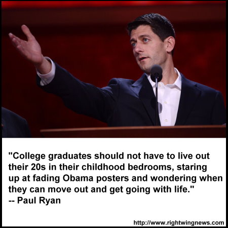 Paul Ryan 2012 Convention