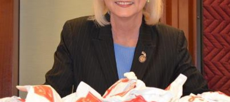 An Interview With Congresswoman Sandy Adams