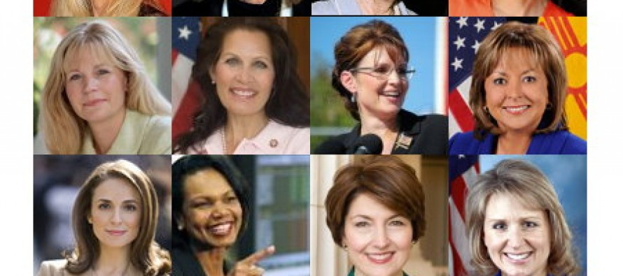 Show Me Just One Prominent Conservative Woman! (Pic)
