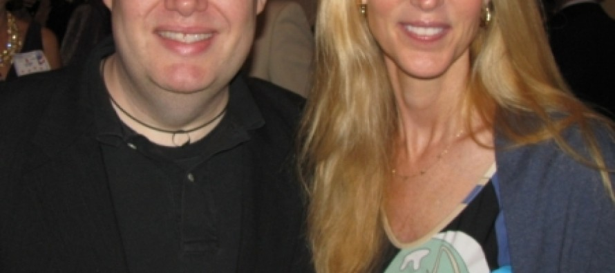 The Politics, Pasta and Pink Slips for Democrats Gala with Ann Coulter in Raleigh, NC (9 Pics)