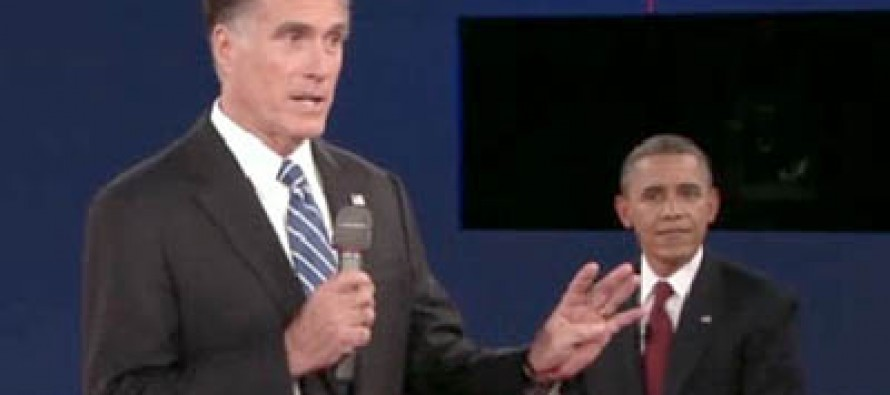 IRS Admits to Leaking Confidential Information Used Against Mitt Romney in 2012 Elections