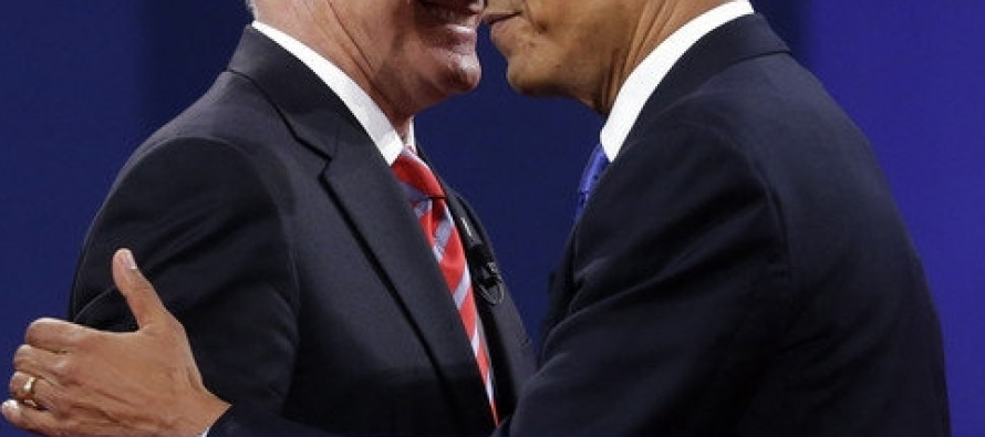 Romney And Obama Agree On Going Forward (Pic)