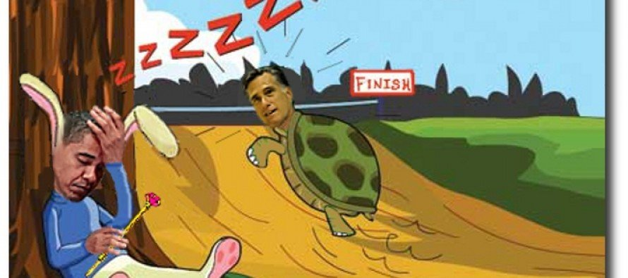 The Romney And The Hare (Pic)