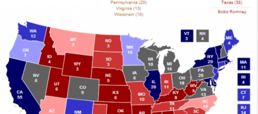 A State Of The Race Report for 10/24/2012