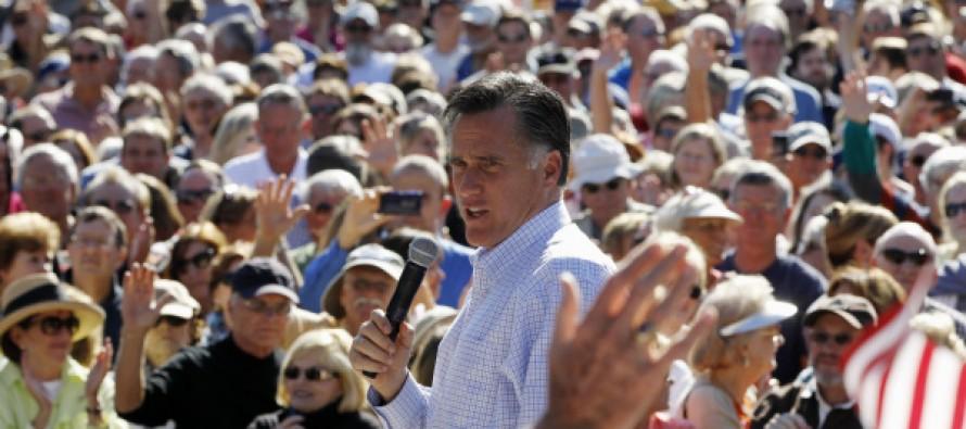 Romney Surges