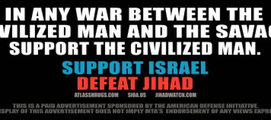 A Kind Word For Pamela Geller And Her Pro-Israel Ad Campaign