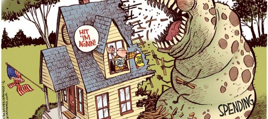 Hit 'Im Again! (Cartoon)