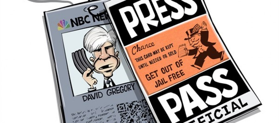 Press Pass Official (Cartoon)