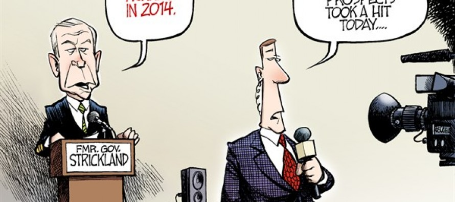 I'm Not Running In 2014… (Cartoon)