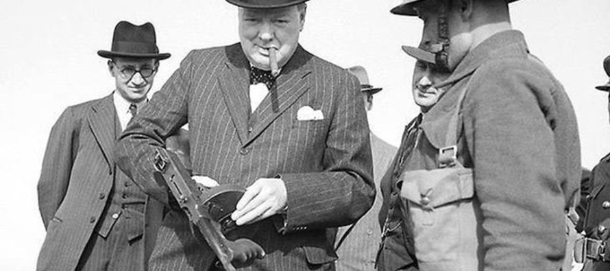 The 40 Greatest Quotes From Winston Churchill