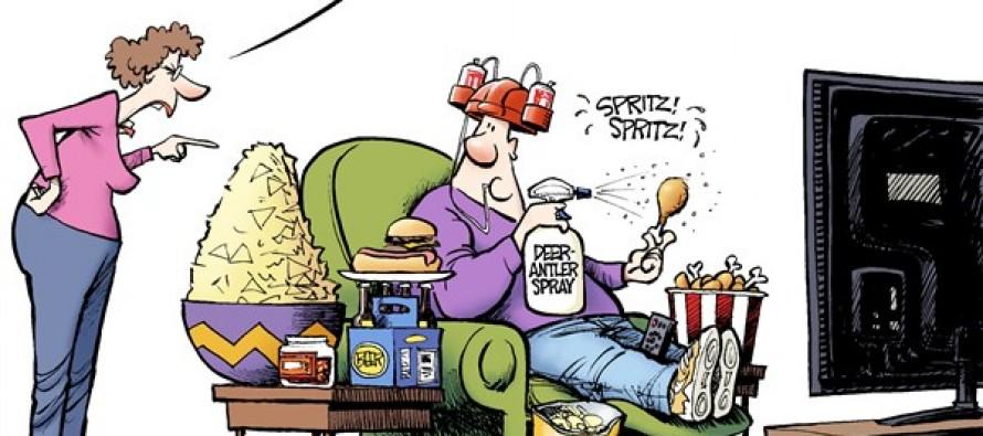 Super Bowl Pregame (Cartoon)