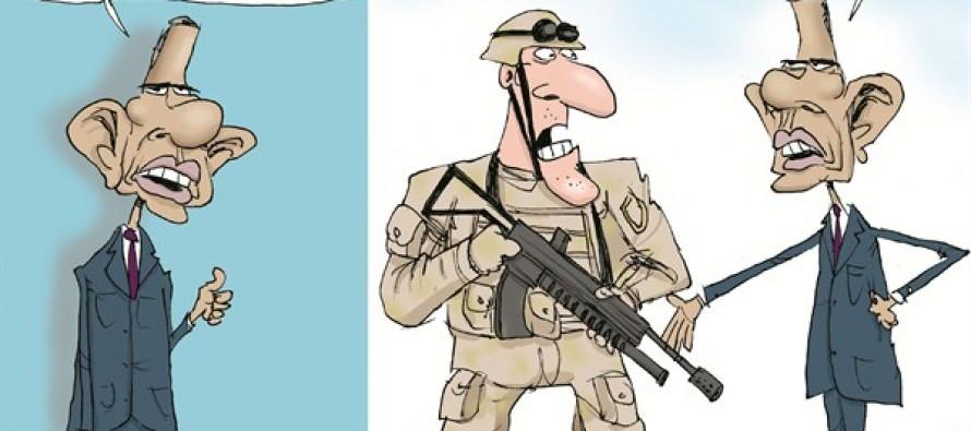 Weapons Of War (Cartoon)