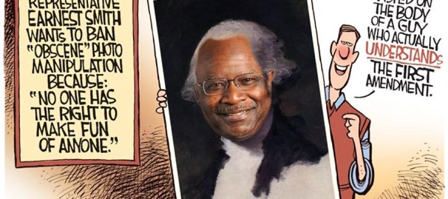 Earnest Smith Photoshop (Cartoon)