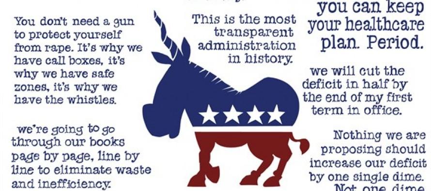 Reality based Democrats (Cartoon)