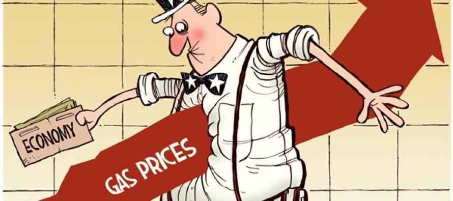Gas Prices (Cartoon)