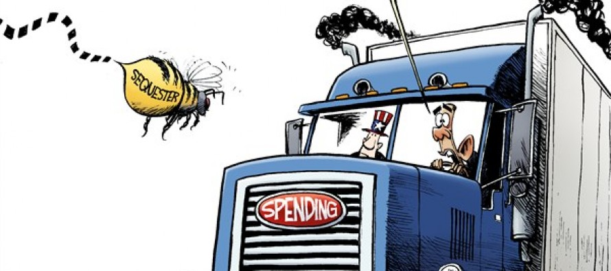 The Sequester (Cartoon)