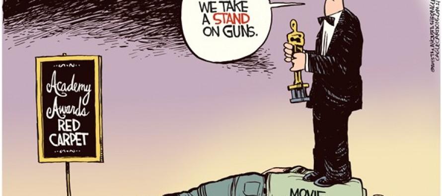 Movie Violence (Cartoon)