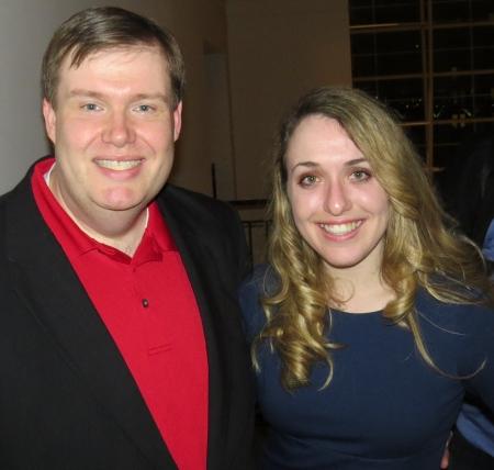 John Hawkins and Gabriella Hoffman