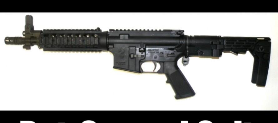 Liberals Take The Pro-Rape Position On Gun Control