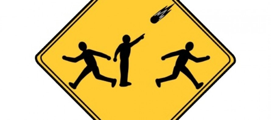 If Liberals Approached Meteors Like They Do Guns (Pic)