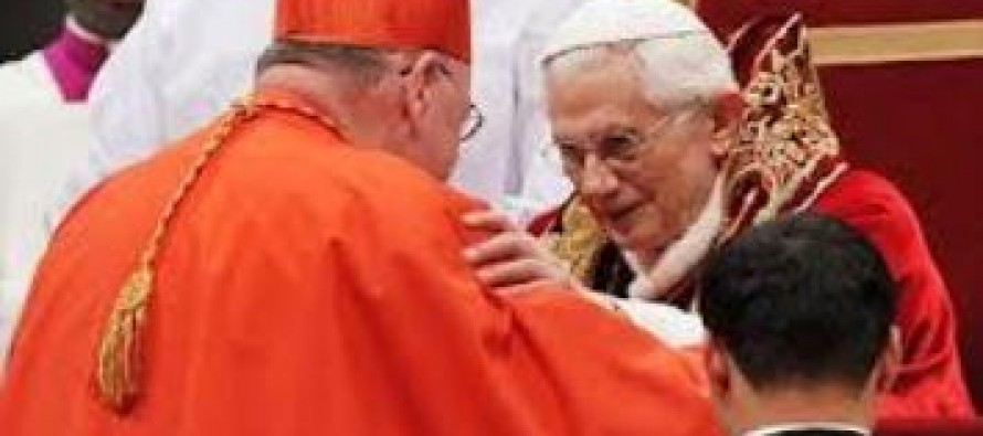 Now that Pope Benedict XVI has resigned who should replace him?