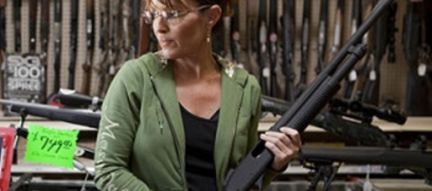 Well Behaved Women — Palin Edition (Pic)