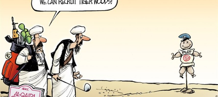 TSA Relaxes Rules (Cartoon)