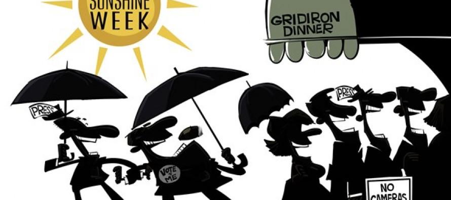 Sunshine week (Cartoon)