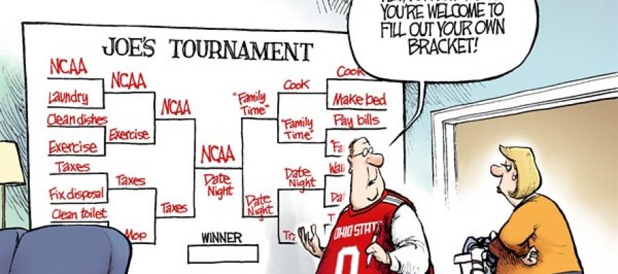 Personal Bracket (Cartoon)
