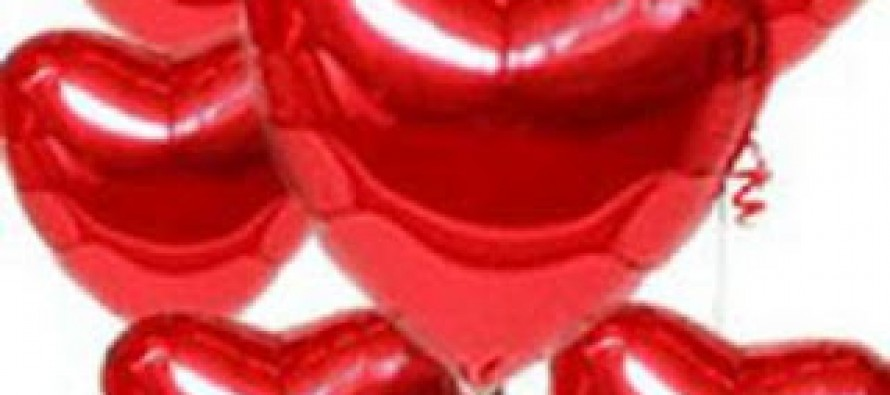 Five Years In Jail For Releasing Heart Shaped Balloons?