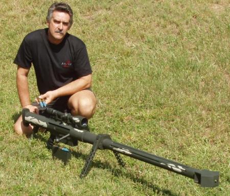 Mag-Fed 20MM Rifle