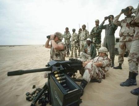 Mk-19 Automatic Grenade Launcher