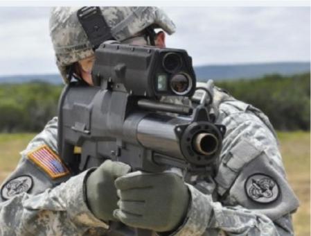 XM25 Individual Airburst Weapon System