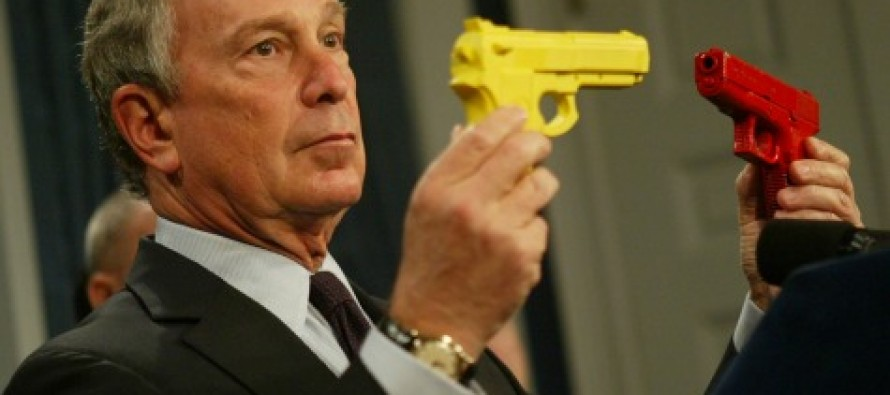 "Gun Grabbing Mayor, Michael Bloomberg: ""I Do Think There Are Certain Times We Should Infringe On Your Freedom"""