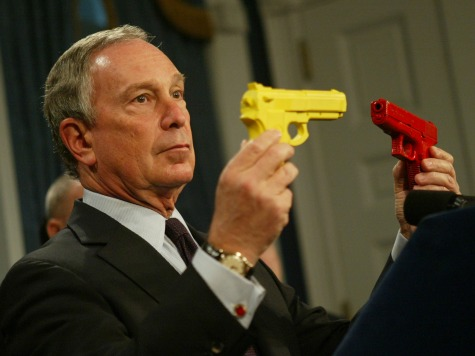 Bloomberg with guns