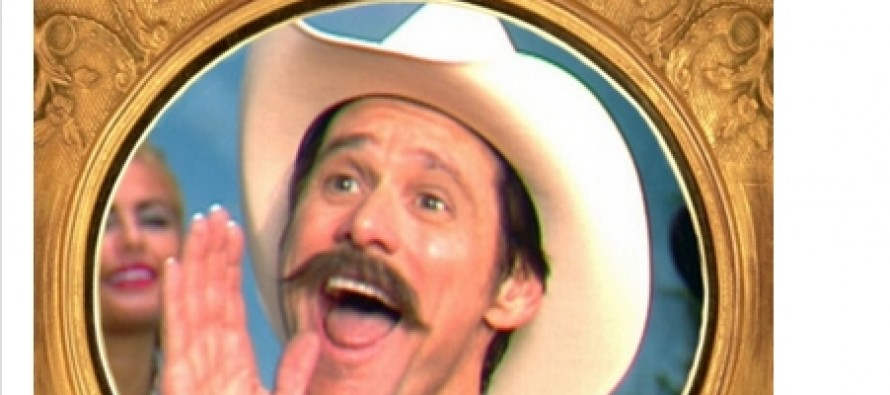 """Jim Carrey: Gun Owners Are """"Heartless Motherf&ckers"""""""