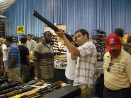 Rubio gun
