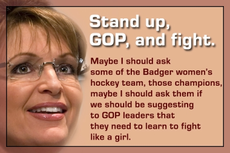 GOP Stand up
