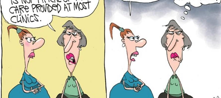 Philly Abortionist (Cartoon)