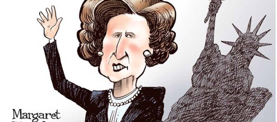Margaret Thatcher (cartoon)