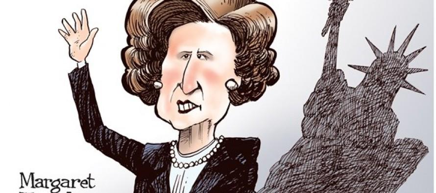 Margaret Thatcher (cartoon)
