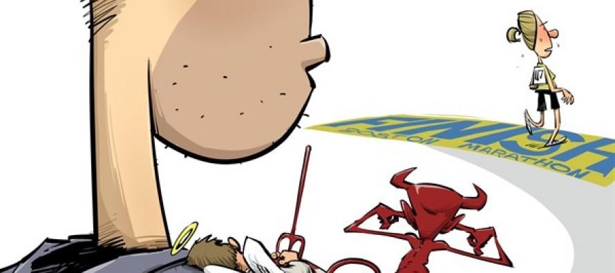Boston evil (Cartoon)