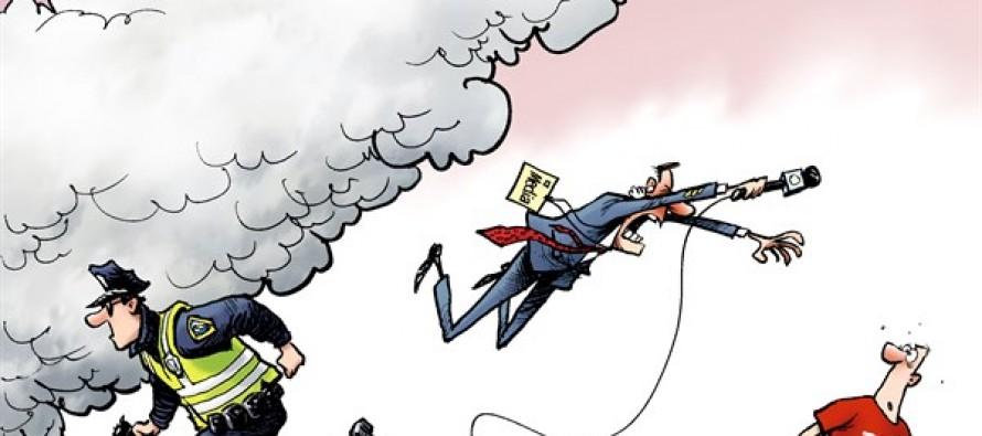 Boston First Responders (Cartoon)
