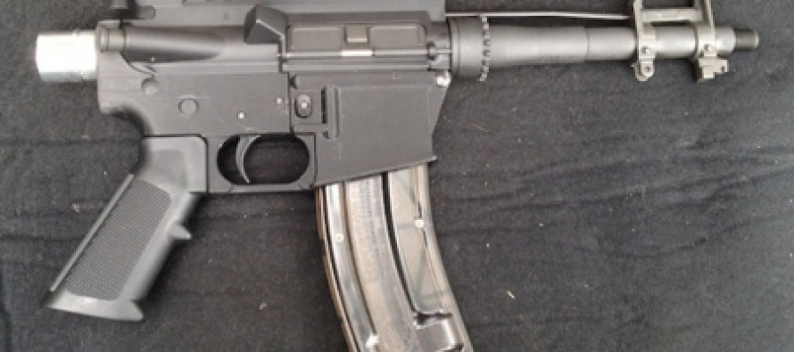 3D-Printed Guns Can't Be Stopped