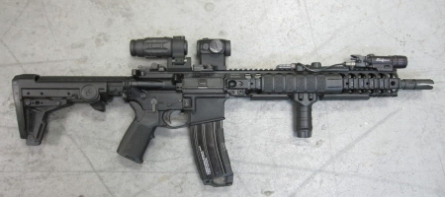 Couple Survives Drug Crazed Home Invader Because of Their AR-15