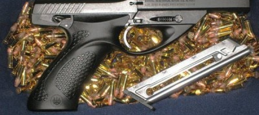Another One! Beretta Flees Maryland Over Gun Control Laws.