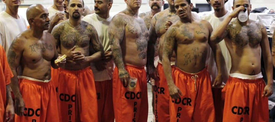 Meet The Gang Leader Who Has Fathered 5 Kids With 4 Of His Female Prison Guards